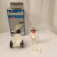 Playmobil: FAMOBIL PLAYMOBIL ENFERMERA REFERENCIA 3362. Lote 167186860