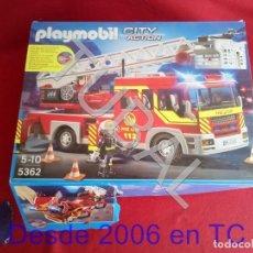 Playmobil: TUBAL PLAYMOBIL SOLO CAJA 5362 ACTION CITY. Lote 167368516