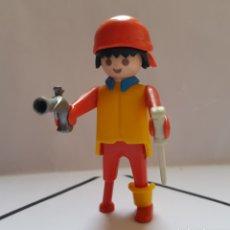 Playmobil: FAMOBIL PIRATA PATA PALO BARCO 3550 3410 3280 CLÁSICO PLAYMOBIL. Lote 167608032