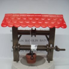 Playmobil: PLAYMOBIL POZO MEDIEVAL BELÉN DIORAMA. Lote 202338207
