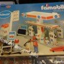 Playmobil: CLICKS DE FAMOBIL. CAJA GASOLINERA REF. 3439. VER FOTOS. Lote 168267052