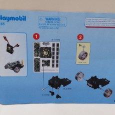 Playmobil: PLAYMOBIL 6165 INSTRUCCIONES MONTAJE CAÑÓN PIRATA. Lote 168361301