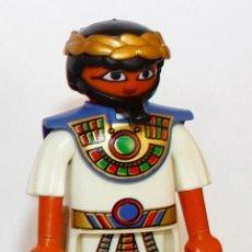 Playmobil: PLAYMOBIL MEDIEVAL FIGURA EGIPCIO FARAON SACERDOTE. Lote 168582208