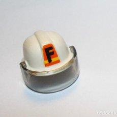 Playmobil: PLAYMOBIL MEDIEVAL CASCO DE BOMBERO. Lote 168694412