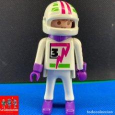 Playmobil: PLAYMOBIL - PILOTO DE MOTOS. Lote 168721248