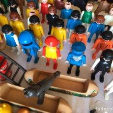 Playmobil: GRAN LOTE FAMOBIL PLAYMOBIL GEOBRA AÑOS 70. Lote 168730434