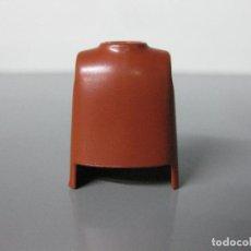 Playmobil: PLAYMOBIL CUERPO TORSO MARRÓN. Lote 194266748