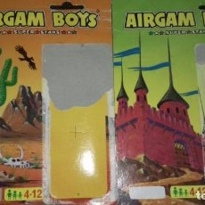 Playmobil: CARTONES DE AIRGAM BOYS . Lote 168920448
