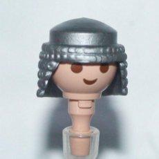 Playmobil: PLAYMOBIL PELO COTA DE MALLA PLATEADA OESTE CITY WESTERN PIRATA MEDIEVAL. Lote 254458260
