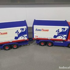 Playmobil: PLAYMOBIL 4323 CAMION TRAILER. Lote 169646312