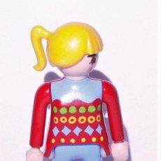 Playmobil: PLAYMOBIL MEDIEVAL FIGURA MUJER DEPORTISTA CITY HOMBRE. Lote 169793508