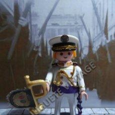 Playmobil: PLAYMOBIL CUSTOM MUSICO BANDA DEL CRISTO DE LAS TRES CAIDAS. TRIANA. SEVILLA. SEMANA SANTA. Lote 169949154