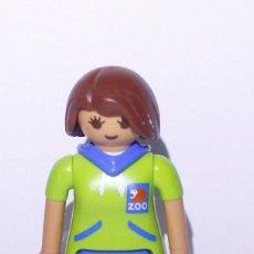 Playmobil: PLAYMOBIL MEDIEVAL FIGURA MUJER CITY DEPORTISTA. Lote 169981740