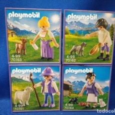 Playmobil: PLAYMOBIL COLECCIÓN PROMOCIÓN MILKA. Lote 170028916