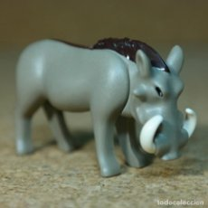 Playmobil: PLAYMOBIL FACOCERO FACOQUERO, CERDO AFRICANO SAFARI SELVA ANIMALES. Lote 194646300