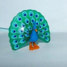Playmobil: PLAYMOBIL MEDIEVAL ANIMAL PAVO REAL GRANJA ZOO SELVA. Lote 170668200