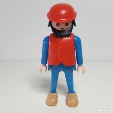 Playmobil: DIFICIL ALFARERO ANTIGUO PLAYMOBIL 3455 CASA MEDIEVAL ALFARERIA. Lote 170916975