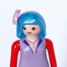 Playmobil: PLAYMOBIL MEDIEVAL FIGURA MUJER CITY . Lote 170927020