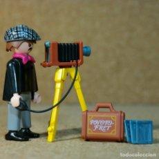 Playmobil: PLAYMOBIL VICTORIANO FOTOGRAFO CUSTOM. Lote 161782970