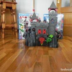 Playmobil: CASTILLO MEDIEVAL PLAYMOBIL - LA CAJA ESTA UN POCO ESTROPEADA. Lote 171062810