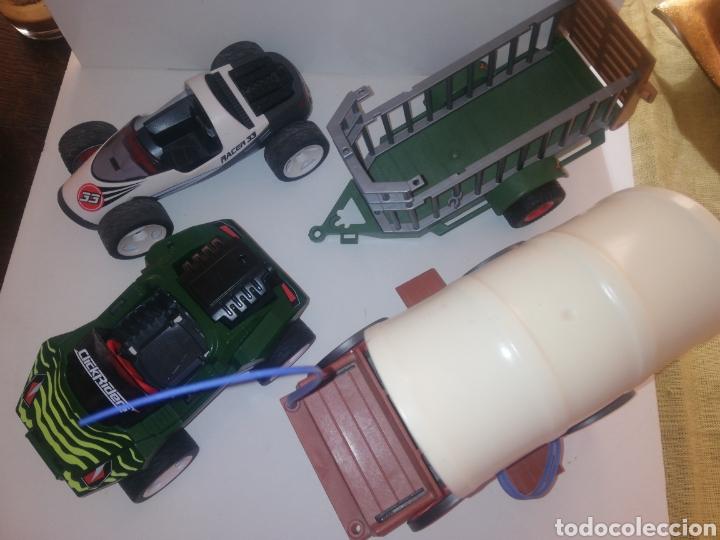 LOTE PLAYMOBIL (Juguetes - Playmobil)