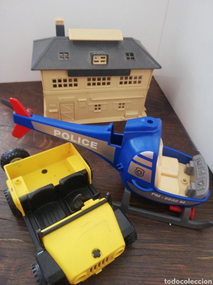LOTE PLAYMOBIL 1981-1997-1998 (Juguetes - Playmobil)