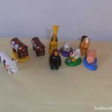 Playmobil: LOTE PLAYMOBIL 1 2 3 - ANIMALES. Lote 171257304
