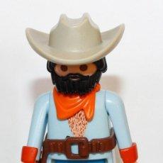 Playmobil: PLAYMOBIL MEDIEVAL FIGURA VAQUERO WESTERN OESTE. Lote 171502057