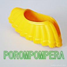 Playmobil: PLAYMOBIL FALDÓN AMARILLO CABALLO MEDIEVAL 3265 3913 GUALDRAPA TORNEO JUSTA CABALLERO AÑOS 80. Lote 171527294