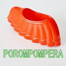 Playmobil: PLAYMOBIL FALDÓN ROJO CABALLO MEDIEVAL 3265 3913 GUALDRAPA TORNEO JUSTA CABALLERO AÑOS 80. Lote 171527350