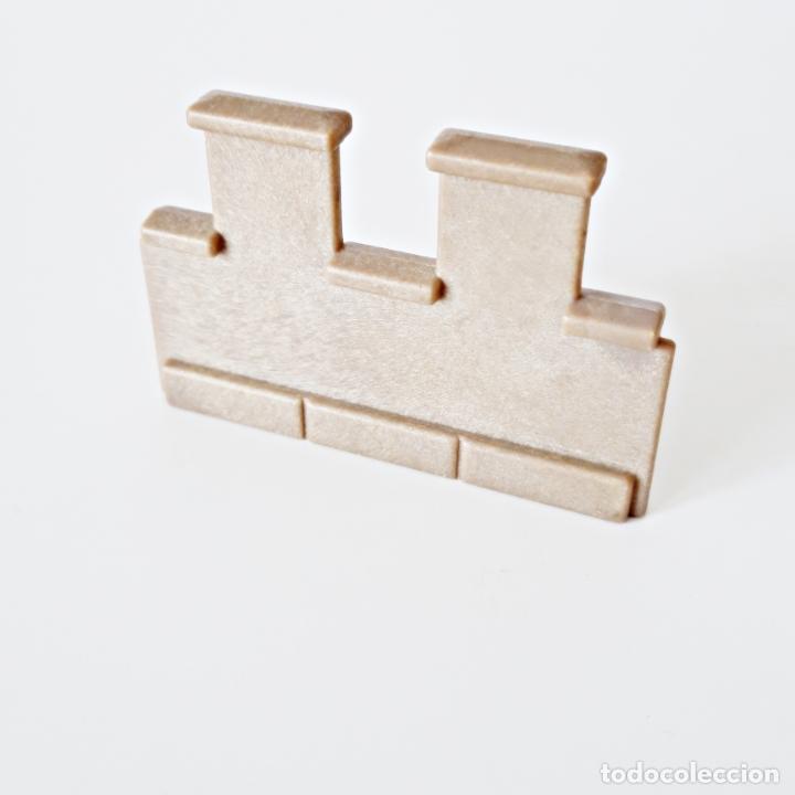 Playmobil: PLAYMOBIL ALMENA MEDIEVAL 1ª ÉPOCA 3445 3446 3447 3450 TORRE CASTILLO AYUNTAMIENTO AÑOS 70 STECK - Foto 2 - 171536372