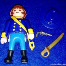 Playmobil: PLAYMOBIL --- SOLDADO (CON ACCESORIOS) FUERTE OESTE DIORAMAS --- PEDIDO MÍNIMO PLAYMOBIL 5€ - BOX1. Lote 172115175