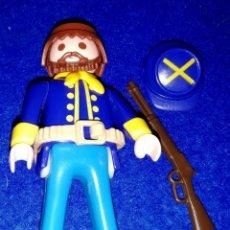 Playmobil: PLAYMOBIL --- SOLDADO (CON ACCESORIOS) FUERTE OESTE DIORAMAS --- PEDIDO MÍNIMO PLAYMOBIL 5€ - BOX1. Lote 172115282