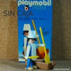 Playmobil: PLAYMOBIL MEDIEVAL PANADERO 3371 SIN CAJA KLICKY PRIMERA ÉPOCA. Lote 172122422