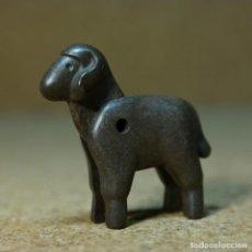 Playmobil: PLAYMOBIL ANIMALES PRIMERA ÉPOCA OVEJA NEGRA GRANJA. Lote 211438482