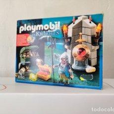 Playmobil: PLAYMOBIL FIGURE 6160 GUARDIÁN DEL TESORO REAL. Lote 172243272