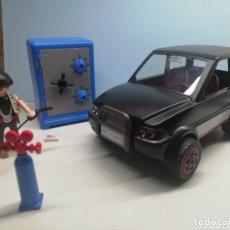 Playmobil: PLAYMOBIL REF-4059 COCHE LADRON CAJA FUERTE. Lote 172254845