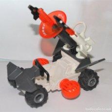 Playmobil: PLAYMOBIL MEDIEVAL VEHICULO ESPECIAL CON LANZADOR LASER RADAR. Lote 172317682