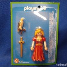 Playmobil: PLAYMOBIL LEONOR DE AQUITANIA, COLECCIÓN PLANETA. Lote 172318505