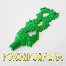 Playmobil: PLAYMOBIL VEGETACIÓN ENREDADERA PARA MACETA JARDÍN CASA VICTORIANO MEDIEVAL CIUDAD . Lote 172339794