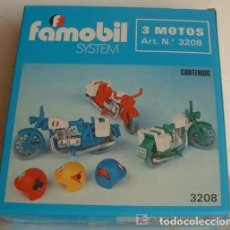 Playmobil: FAMOBIL 3208 NUEVO EN SU CAJA ORIGINAL.. Lote 172433547