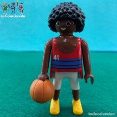 Playmobil: PLAYMOBIL - JUGADOR BALONCESTO - SERIE 2 REF. 5157. Lote 214236631
