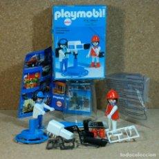 Playmobil: PLAYMOBIL 3571 COMPLETO CON CAJA, REPORTEROS CON CÁMARA TV, TELEVISIÓN PRIMERA ÉPOCA KLICKY. Lote 193773655