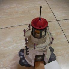 Playmobil: ESPECTACULAR TORRE FARO PLAYMOBIL. Lote 172839503