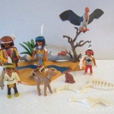 Playmobil: PLAYMOBIL FAMILIA INDIOS. Lote 172920817