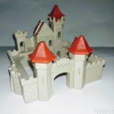 Playmobil: PLAYMOBIL MEDIEVAL CASTILLO EN MINIATURA, MINI JUGUETES NIÑOS HABITACIÓN CASA 3268. Lote 194689850
