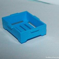 Playmobil: PLAYMOBIL MEDIEVAL CAJA ALMACENAMIENTO MERCADO. Lote 173378564