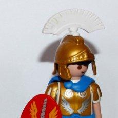 Playmobil: PLAYMOBIL - FIGURA ROMANO BELEN ROMANOS SOLDADO CENTURION TRIBUNO. Lote 173394643