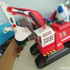 Playmobil: EXCAVADORA PLAYMOBIL. Lote 173433947