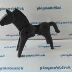 Playmobil: PLAYMOBIL CABALLO NEGRO. Lote 173455734